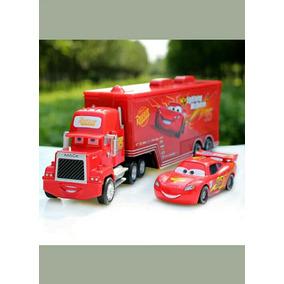 Disney Pixar Relâmpago Mcqueen E Mack Cars