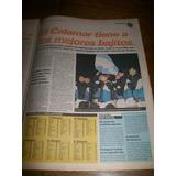Diario Ole 1/7/1997- Platense Campeon Mundial Sub 14