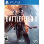 Battlefield 1 Ps4 Nuevo Domicilio Entrega Hoy - Jgames