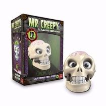 Mr Creepy La Calavera Mentalista Original Megatoys