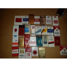 Lote 260 Marquillas Cigarrillos Importadas Nacionales Box Ks