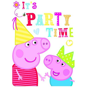 Invitaciones Play & Joy De Cumpleaños