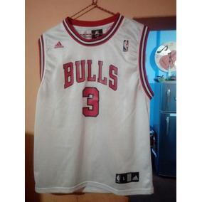 Camiseta Original Adidas Chicago Bulls - Hombre en Ropa - Mercado ... 89f1f0120e8