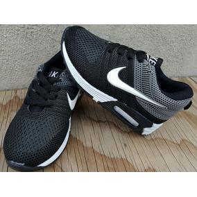 Tenis Nike Air Max Negro Niño Envio Gratis