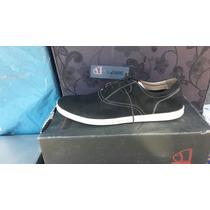 Zapato Americanino Color Negro N° 44.