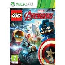 Jogo Xbox 360 Lego Vingadores