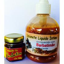 Pomada Barbatimao + Sabonete Líquido 300ml (hpv) Top