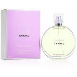 Perfume Chanel Chance Eau Fraiche Edt 100ml - 100% Original.