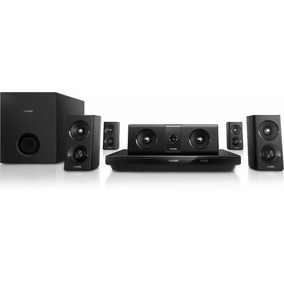 Home Theater Com Blu-ray 3d 5.1 Htb3520x/78 Philips