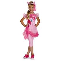 Disfraz Mi Lil De Hasbro\pony Pinkie Pie Clásico Chicas Tra