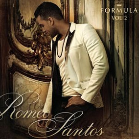 Cd Romeo Santos Formula, Vol. 2 [clean] Importado