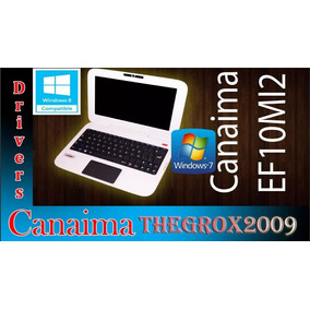 Drivers Pack Controlador W7 W8 Para Canaima Original