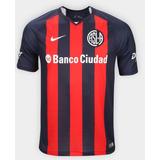 Camiseta San Lorenzo 2018 Profesional Nike Original