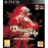 Demons Souls Edicion En Español - Mza Games Ps3
