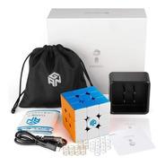 Cubo Mágico 3x3x3 Gan 356 I2 Versão 2 Magnético Bluetooth