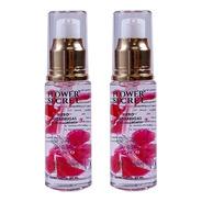 2 Sueros Anti Arrugas Acido Hialuronico Y Esencia De Rosas