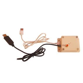 Caja Usb Relay Control Desde Pc Y Activación Manual Homemade