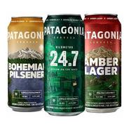 Pack Patagonia Mix X 18 Latas 473ml - Tomate Algo® -