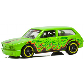 Hot Wheels De 2012 Volkwagen Brasilia Verde