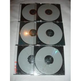 Lote De 6 Dvd - R Virgenes Para Grabar Marca Tdk 4.7gb