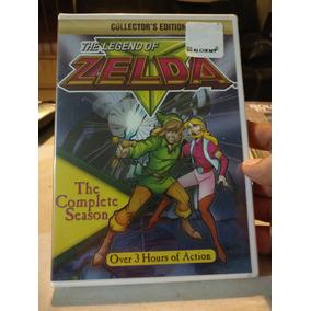 Serie Zelda En Dvd