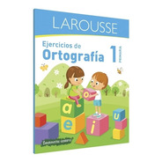 Ejercicios Ortografía 1° Primaria Larousse Pack De 5 Libros