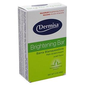 Dermisa Brightening Bar 3 Oz (pack Of 6)