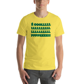 b233aa589cdd9 Camiseta Russia Futebol - Camisetas Manga Curta no Mercado Livre Brasil