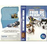 Frio De Perros Cuba Gooding Jr Walt Disney Castellano Vhs