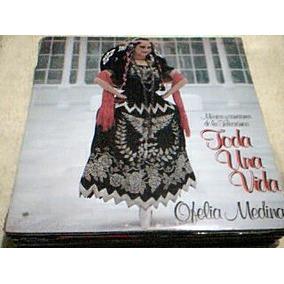 Disco Lp Ofelia Medina - Toda Una Vida - Musica Y Canciones