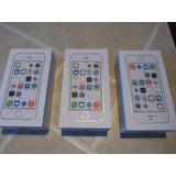 Cajas Vacías De Iphone 5s 16gb,32gb Gold ,no 5,no 5c