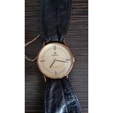 Reloj Pulsera Framont Cuerda Enchapado Años 60 Funcionando