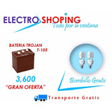 Baterias Trojan, Tronic, Trace De Inversores. 809-435-9996