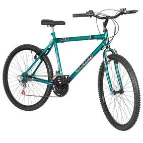 Bicicleta Aro 26 Pro Tork Ultra Freio V Break Verde