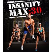 Insanity Max 30 Tan Solo 30 Minutos Al Dia Super Resultados!