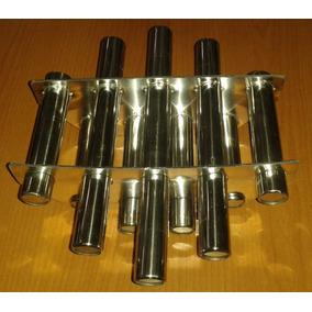 Inyectora De Plastico Imán De 9 Barras Plasticsa