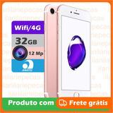 Apple Iphone 7 32gb 4g A1778 Lacrado 100% Original