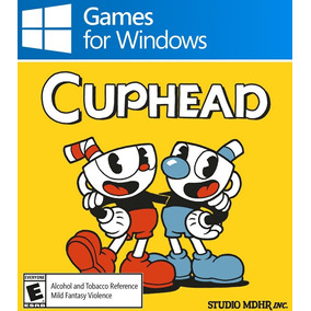 Cuphead Deluxe Edition Pc Windows