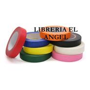 Cinta De Papel De Color De Enmascarar 12mm X 50m