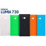 Tampa Tpu Traseira Celular Microsoft Nokia Lumia 730 735