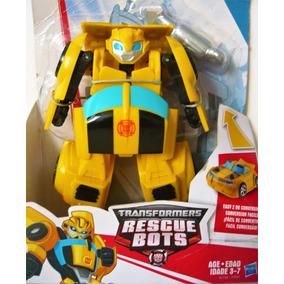 Transformer Rescue Bots Bumblebee 17 Cm De Hasbro