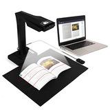 Czur Libro Amp; Escáner De Documentos Con Smart Ocr Para Ma