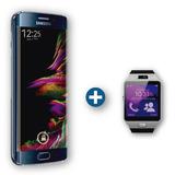 Samsung Galaxy S6 Edge + Smartwatch D9 + 12 Cuotas