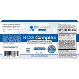 Complex Biosource Instructivo Sin Hormona Fórmula 2018 Hcg
