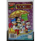Revista Disney Vacaciones Especial 1994 N 47