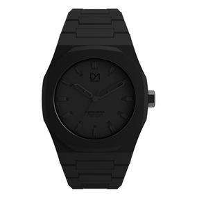Reloj Ultra Ligero Monochrome Black D1milano