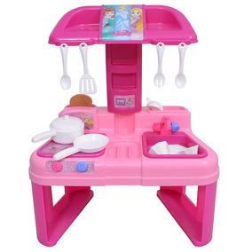 Cozinha Princesas Da Disney - Xalingo
