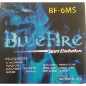 Medio De 6 De 600 Watts Marca Bluefire