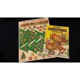 Lote De Navidad Con Arbolito Manualidades Niños