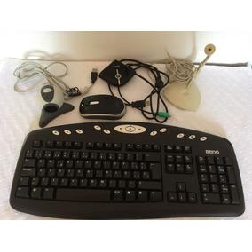 Teclado, Mouse, Camara, Microfono Marca Benq